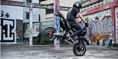 Sp Moto Sp125cc Road Legal